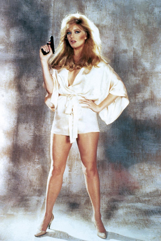 ANOS 1980- A atriz americana: símbolo sexual da TV e do cinema -