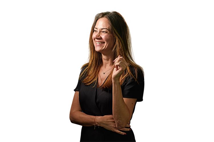 Gisselle Lanza, diretora-geral da Intel -