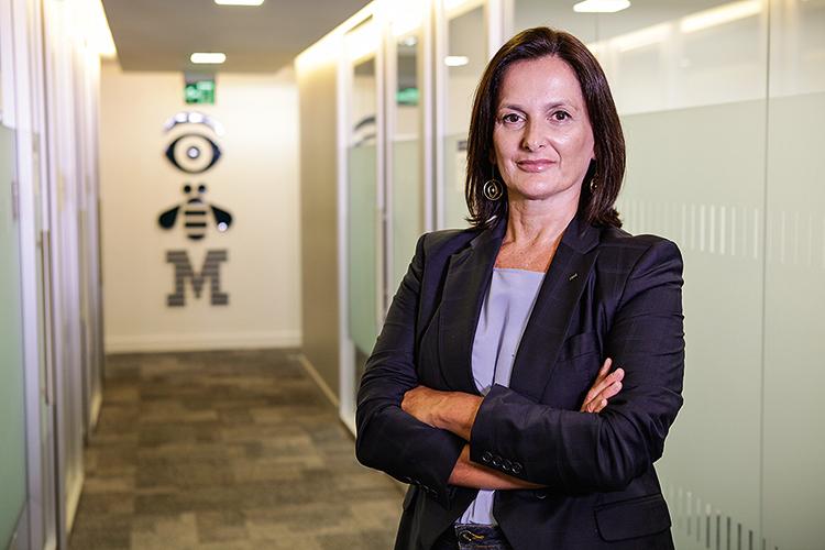 Katia Vaskys, diretora-geral da IBM -