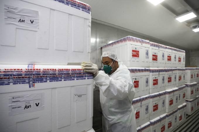 Lote de Vacinas Manaus