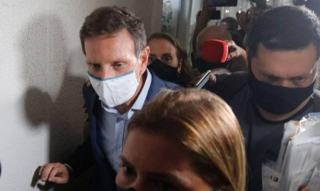 Ex-prefeito Marcelo Crivella, preso em 22 de dezembro, é apontado como chefe de esquema de corrupção