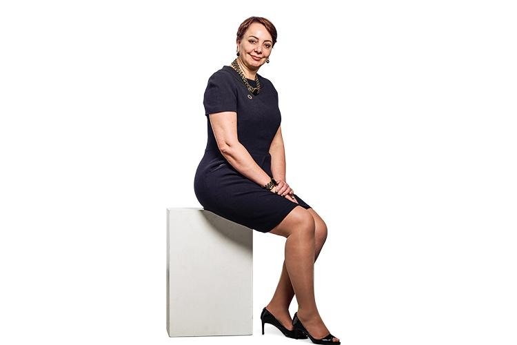 Tania Cosentino, presidente da Microsoft -