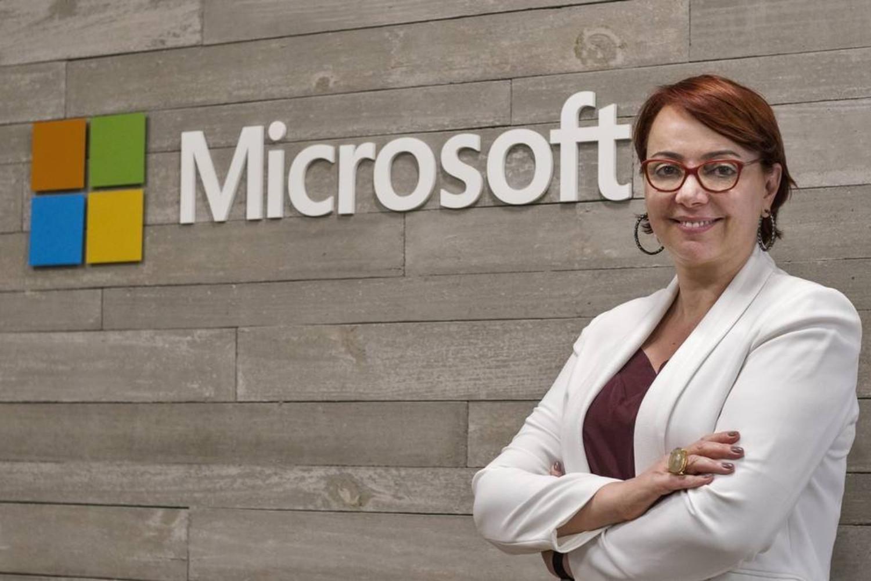 Governo convida Tania Cosentino, da Microsoft, para projeto educacional