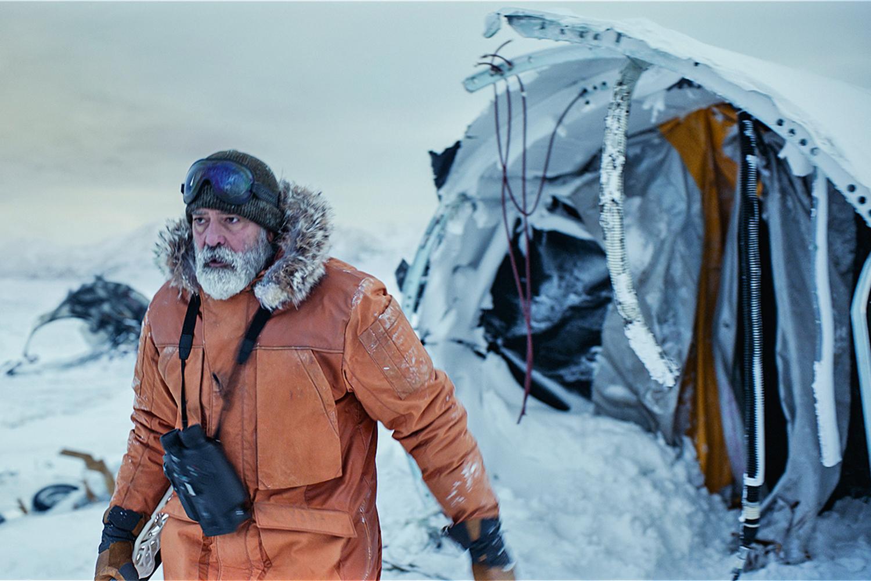 INCENTIVO - George Clooney em O Céu da Meia-Noite: sem a concorrência do cinema, iniciativas assim vão rarear -