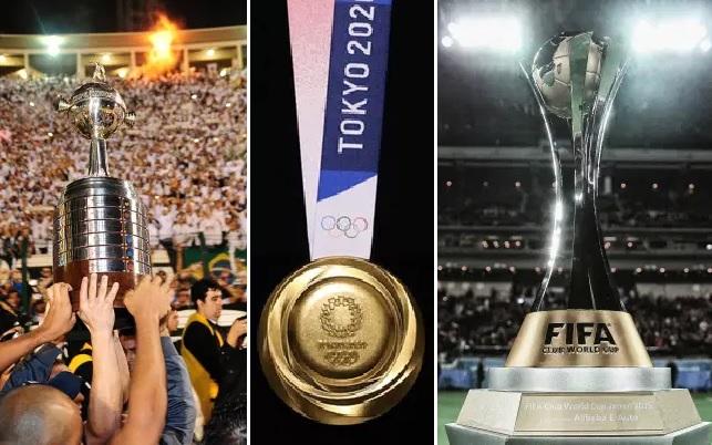 Libertadores, Olimpíada e Mundial agitam 2021
