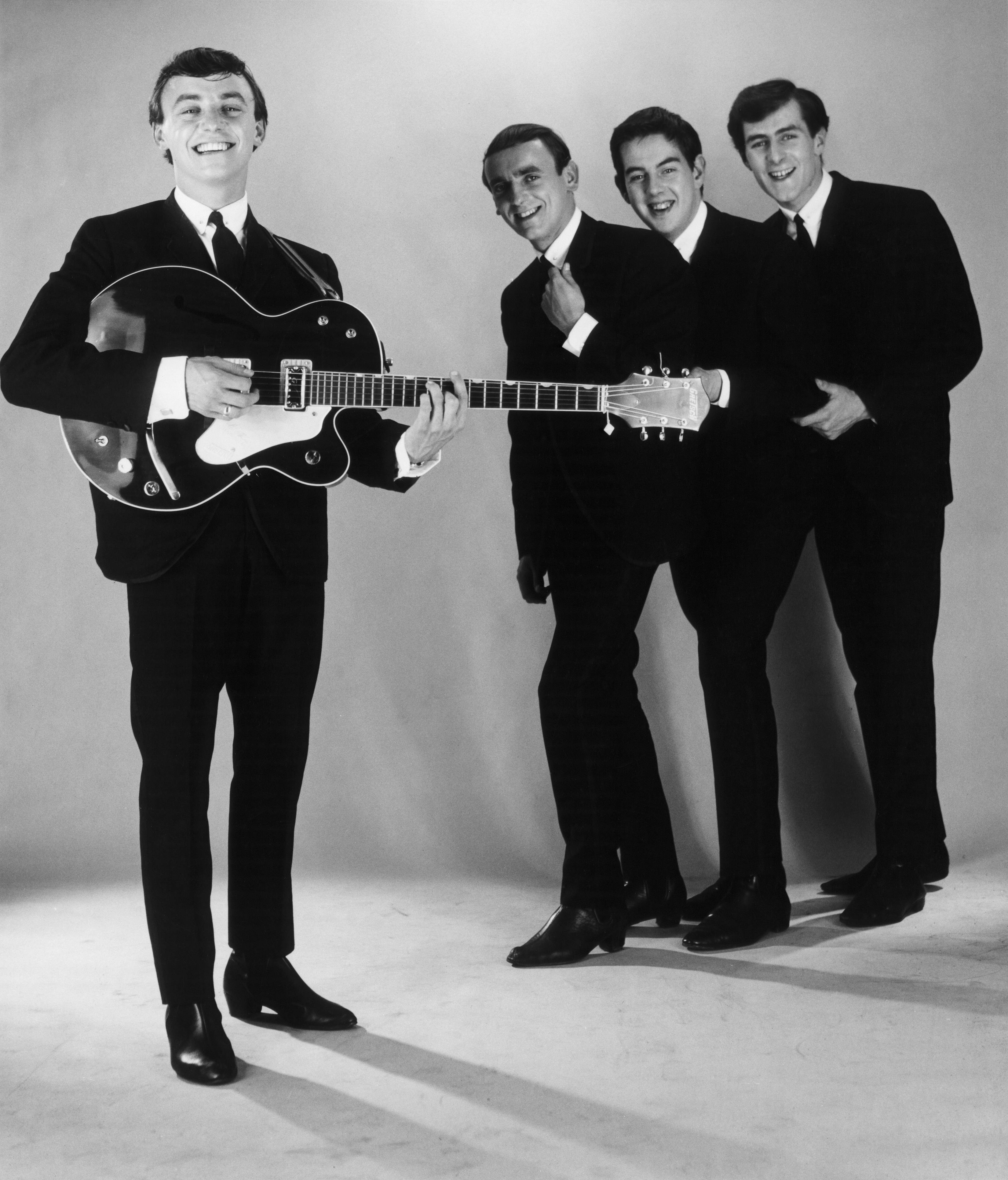 A banda Gerry and the Pacemakers