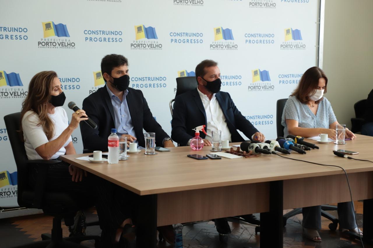 Covid: Prefeito de Porto Velho diz que sistema de saúde entrou em colapso    VEJA