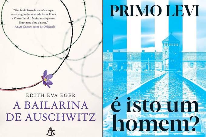 livros holocausto