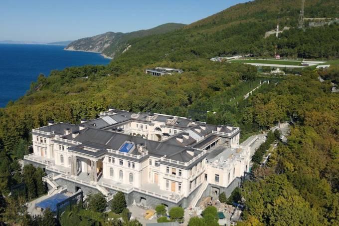palácio putin