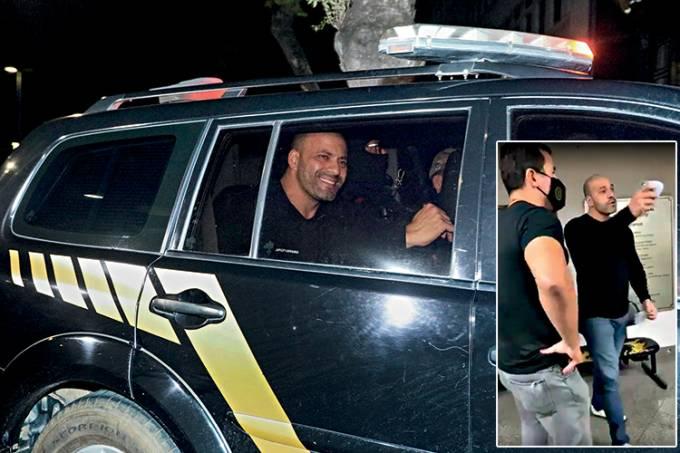 Após ataque ao STF, Daniel Silveira recebe ordem de prisão da