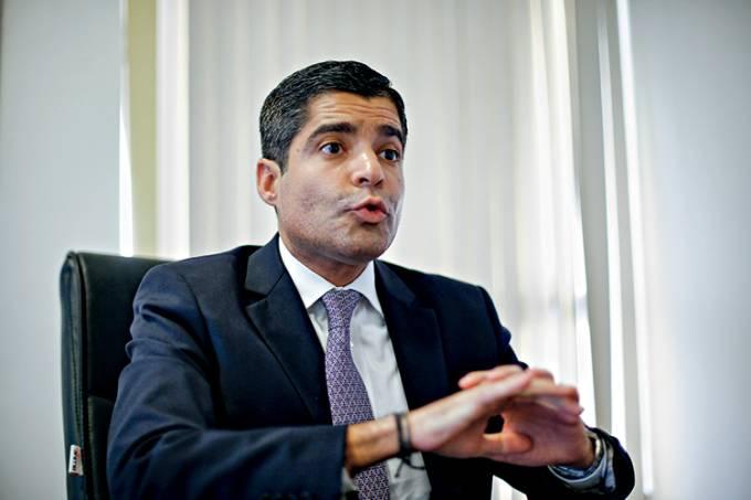 O prefeito de Salvador, Antônio Carlos Magalhães Neto, ACM Neto (DEM)