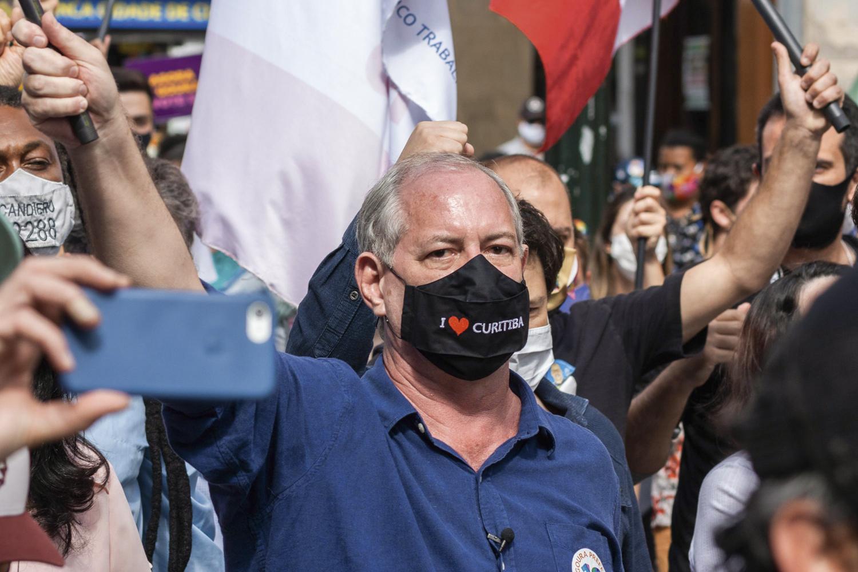 DIFÍCIL - Ciro Gomes: objetivo é ser o único nome da esquerda em 2022 -