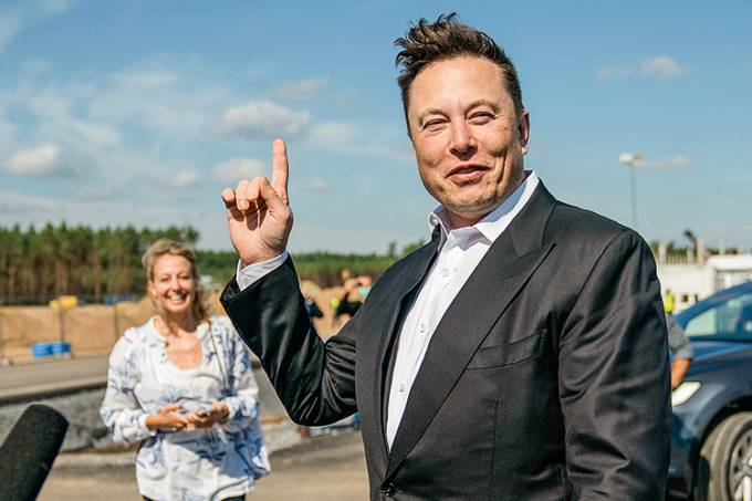 Elon Musk becomes world richest person