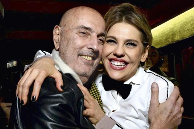ETERNOS AMANTES - Babenco e Bárbara: cenas registram os últimos anos de vida do diretor -