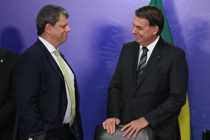 09/02/2021 Reunião com Ministros de Estado