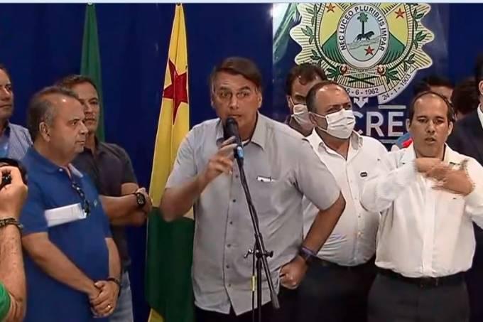 Bolsonaro no Acre