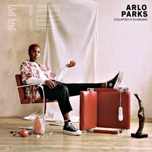 DISCO - Collapsed In Sunbeams, de Arlo Parks (disponível nas plataformas de streaming) -