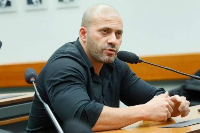 Daniel Silveira, deputado preso, PSL, bolsonaro
