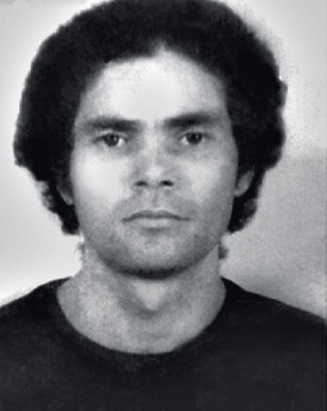 A VÍTIMA- Edgard de Aquino Duarte: para o MPF, seu desaparecimento, em 1973, foi ação de agentes do governo -