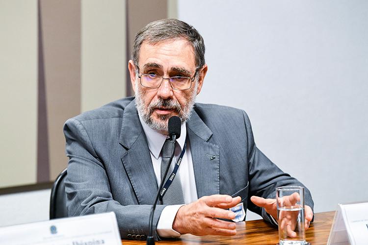 "DEMITIDO -Pereira, ex-coordenador: ""Nada foi feito sem respaldo legal"" -"