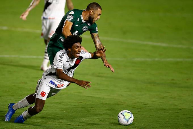Brasileirao Series A: Vasco da Gama v Goias Play Behind Closed Doors Amidst the Coronavirus (COVID – 19) Pandemic
