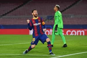 Ainda sem acordo com o Barcelona, Messi está sem clube -