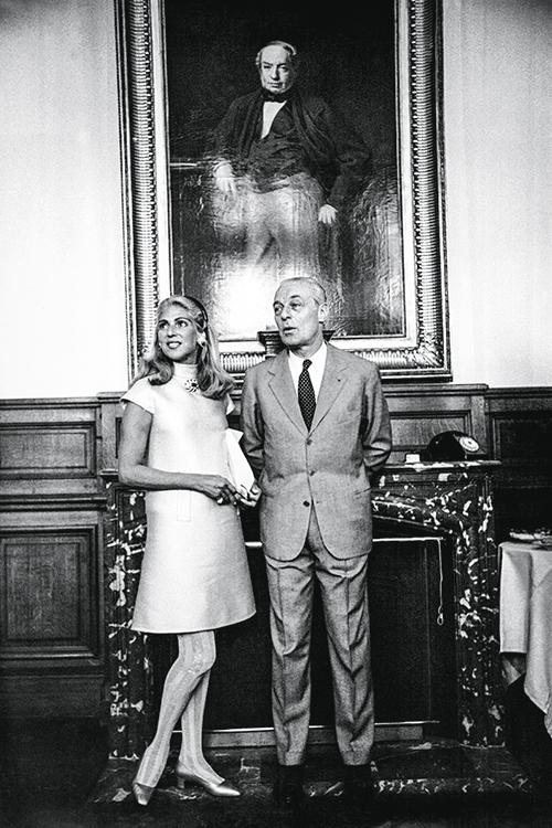 HERANÇA- Os pais, nos anos 1970: linhagem europeia -