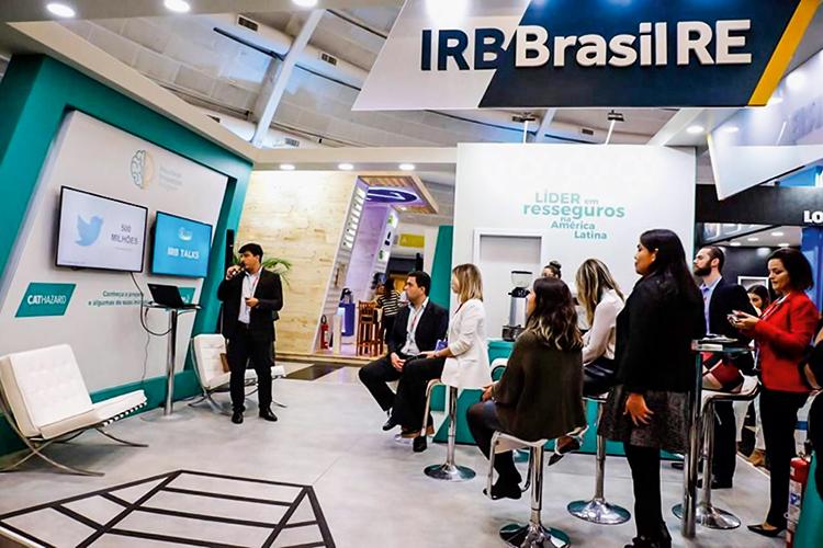 IRB - Cópia mal-sucedida: no Brasil, os nerds tentaram turbinar o preço dos papéis da resseguradora, mas a iniciativa não deu resultados. O sistema brasileiro tem proteção mais segura -
