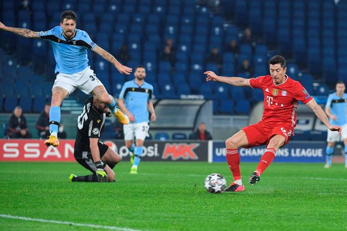 SS Lazio vs FC Bayern Munchen
