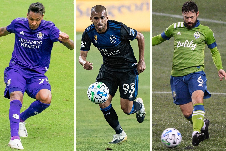 Os brasileiros: Antonio Carlos, Judson e João Paulo -