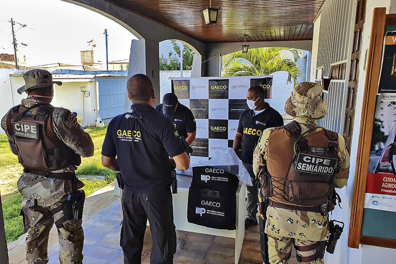 FRAUDE -Operação policial em Brasília: empresa suspeita de irregularidade -