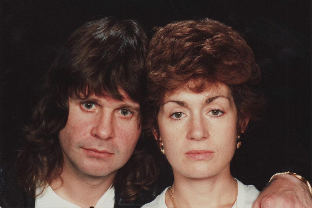 Ozzy Osbourne e Sharon