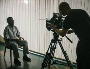 Cena do documentário