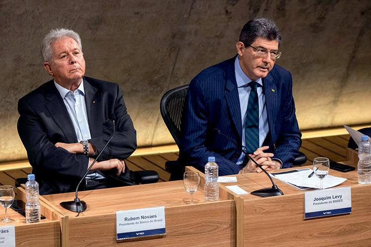 CHICAGO OLDIES -Rubem Novaes e Joaquim Levy, ex-BB e ex-BNDES: baixas anteriores da turma original de Paulo Guedes -
