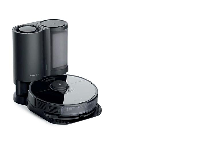 COMENDO POEIRA - Roborock S7, da Xiaomi: aspira sujeira e simulaesfregão de limpeza pesada -