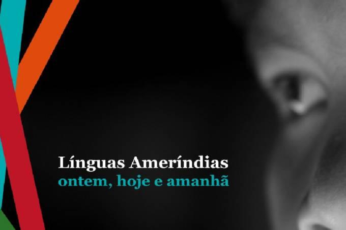 Livro Línguas Ameríndias