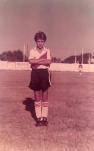 Hernán Crespo nas categorias de base do River Plate