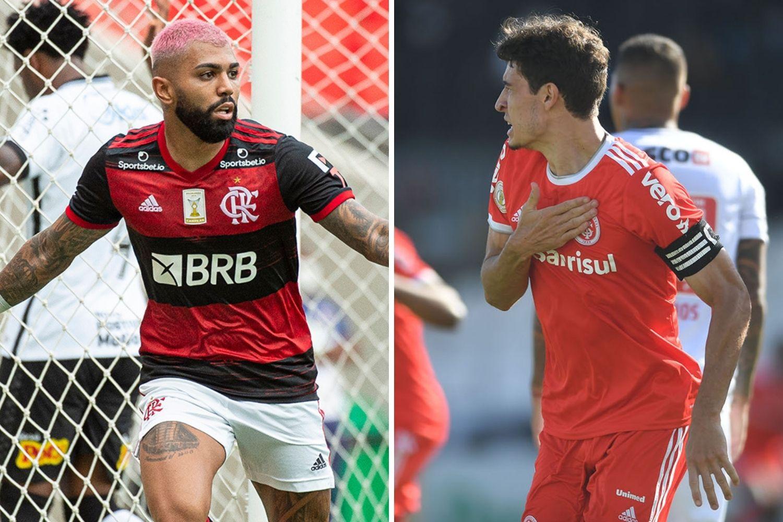 Flamengo Vence Internacional E Depende Somente De Si Para Ser Campeao Veja
