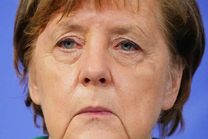 Angela Merkel 23/03/2021 –