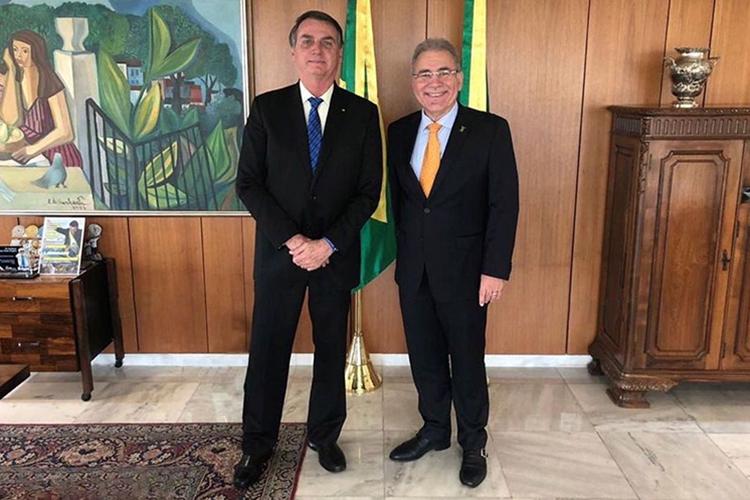 O novo ministro da Saúde, Marcelo Queiroga -
