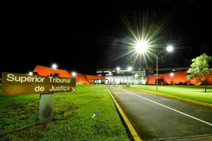 Sede do Superior Tribunal de Justiça (STJ)