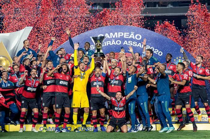 Foto- Alexandre Vidal/Flamengo