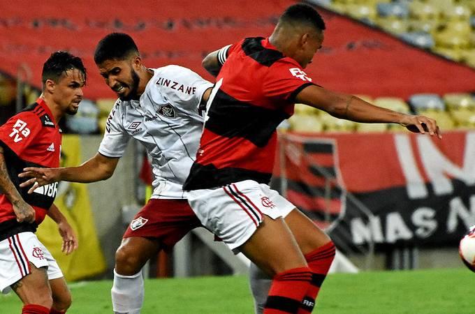 Fluminense 1 x 0 Flamengo pelo Carioca 2021