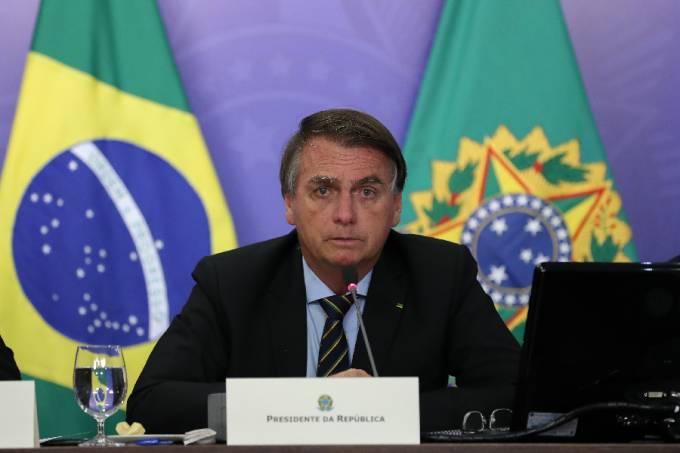 Presidente Jair Bolsonaro – 17/03/2021 –