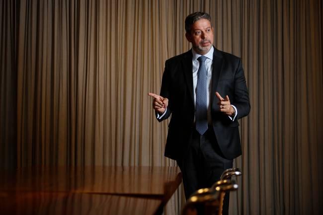 Arthur Lira, presidente da Câmara dos Deputados —
