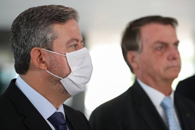 Arthur Lira x Bolsonaro