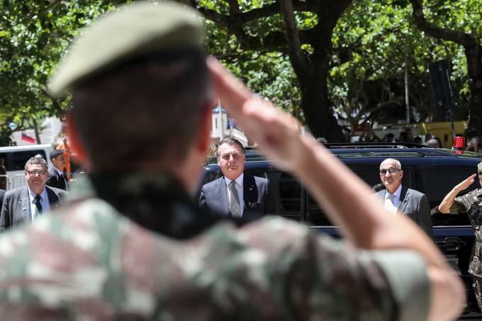 Bolsonaro Exército