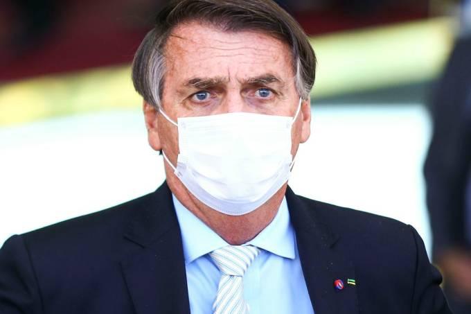 Bolsonaro reunião