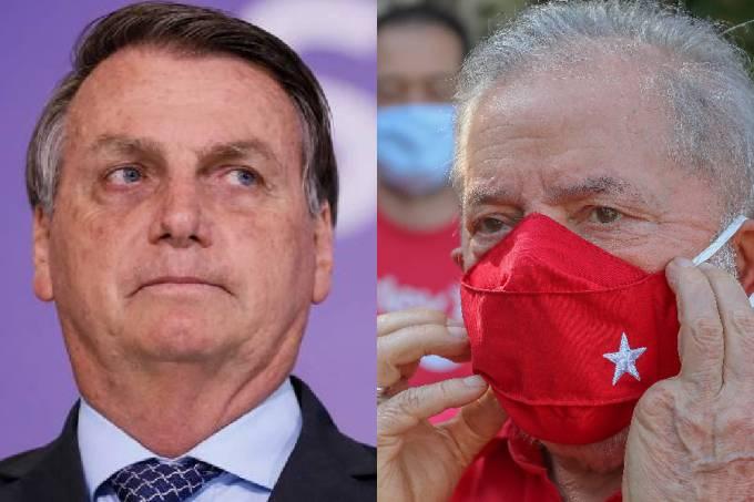 Bolsonaro x Lula final