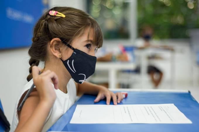 Rio de janeiro, Rj, BRASIL. 19/10/2020 Veja.  Matéria: Educaç
